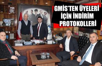 GMİS'ten üyeleri için indirim protokolleri
