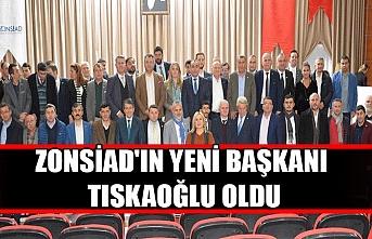 Zonsiad'ın yeni başkanı Tıskaoğlu oldu