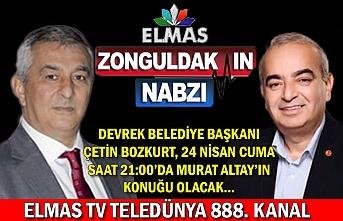 Başkan Bozkurt canlı yayında soruları yanıtlayacak...