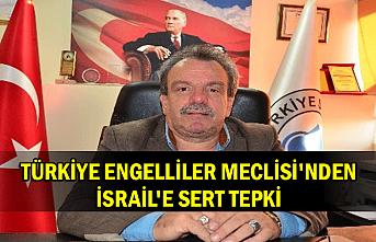 Türkiye Engelliler Meclisi'nden İsrail'e sert tepki