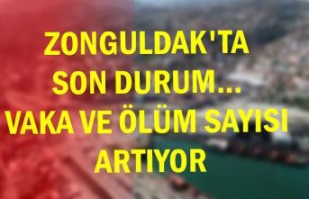 Zonguldak'ta son durum... Vaka ve ölüm sayısı artıyor