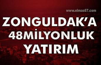 Zonguldak'a 48 Milyonluk yatırım
