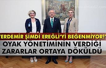 Erdemir şimdi Ereğli'yi beğenmiyor! Oyak yönetiminin verdiği zararlar ortaya döküldü