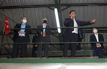 GMİS Yönetim Kurulu, Kozlu'da madenciye seslendi