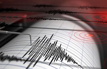 Kastamonu'da 3.2 büyüklüğünde deprem