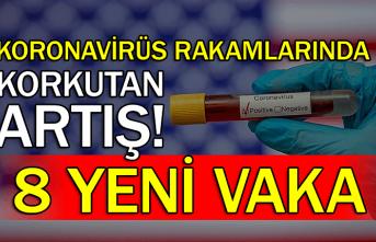 Koronavirüs rakamlarında korkutan artış!