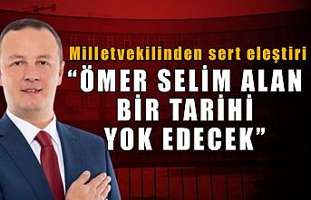 Milletvekili Demirtaş'tan Kız Meslek Lisesi çıkışı... 'Sayın Alan bir tarihi yok edecek'
