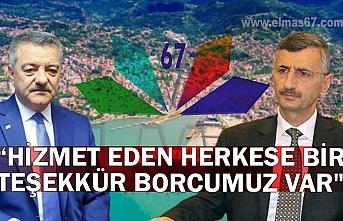 Milletvekili Türkmen'den Vali Bektaş açıklaması
