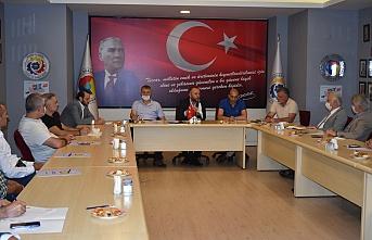 STK'lar eğitim kampüsü için toplandı