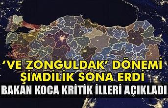 'Ve Zonguldak' dönemi şimdilik sona erdi
