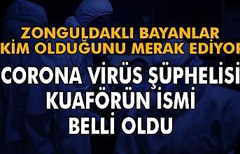 Zonguldak'ta bayan kuaförde corona virüs şüphesi