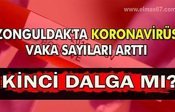 Zonguldak'ta korona virüs vak'a sayıları arttı. İkinci dalga mı?