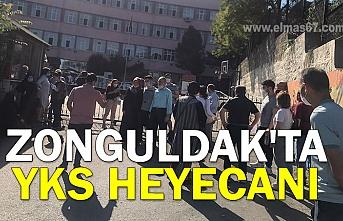 Zonguldak'ta YKS heyecanı