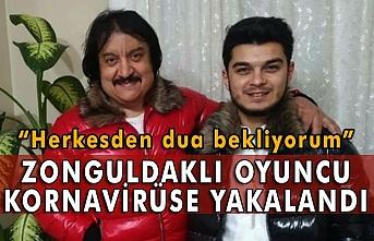 Zonguldaklı oyuncu koronovirüse yakalandı