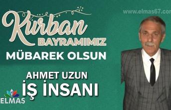 Ahmet Uzun'un Kurban Bayramı mesajı