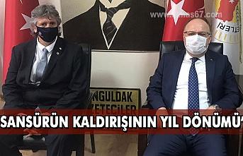 """""""Sansürün kaldırışının yıl dönümü"""""""