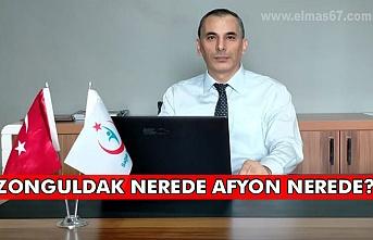 Zonguldak nerede Afyon nerede ?