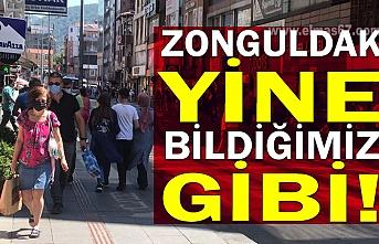 Zonguldak yine bildiğimiz gibi!