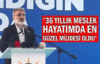 Eski Enerji Bakanı Taner Yıldız'dan doğalgaz açıklaması... '36 yıllık meslek hayatımda en güzel müjdesi oldu'