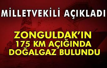 Milletvekili açıkladı: Zonguldak açıklarında doğalgaz bulundu