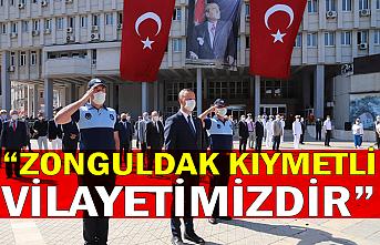 """ZONGULDAK KIYMETLİ VİLAYETİMİZDİR"""
