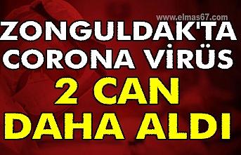 Zonguldak'ta Corona virüs 2 can daha aldı...