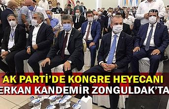 AK Parti Ereğli kongresi başladı