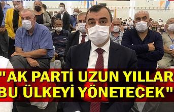 """""""AK Parti uzun yıllar bu ülkeyi yönetecek"""""""