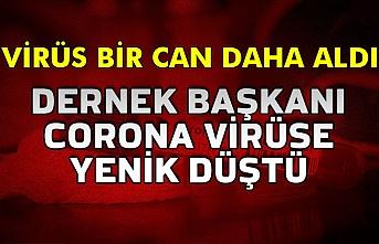 Corona Virüsü bir can daha aldı