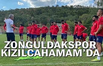 Zonguldakspor Kızılcahamam'da
