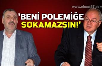 Yavuz Erkmen'den Ali Bektaş'a cevap gecikmedi 'Beni polemiğe sokamazsın!'