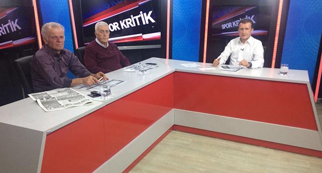 2. Yarı başlıyor... Zonguldakspor'un son durumu konuşuldu...