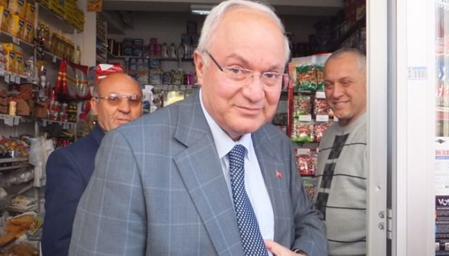 Yavuz Erkmen'e Ankara'da çok önemli görev...