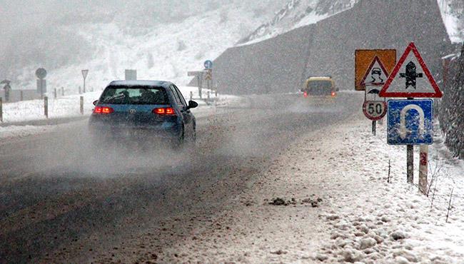 Köy yollarının son durumu.... Hangi yollar kapalı?