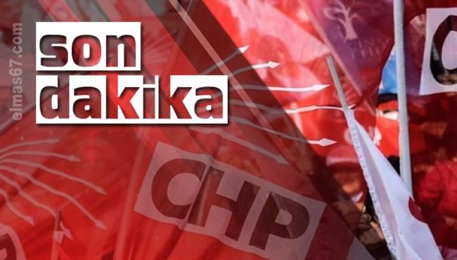 CHP İl Teşkilatı kararını verdi...