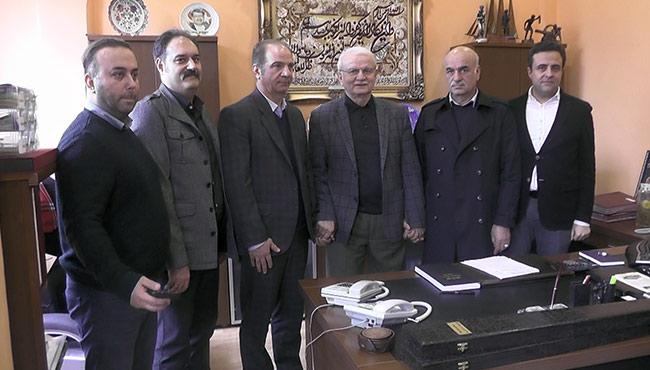 İran'dan Zonguldak'a geldiler... İmzalar atıldı