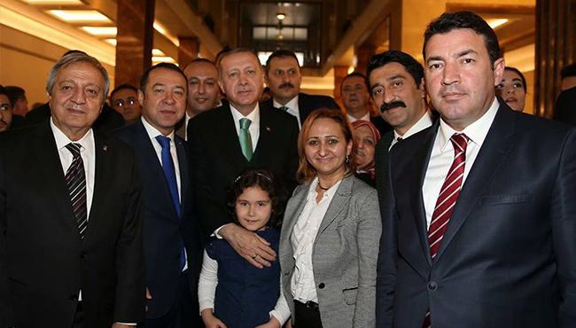 Erdoğan Zonguldaklılar ile buluştu...