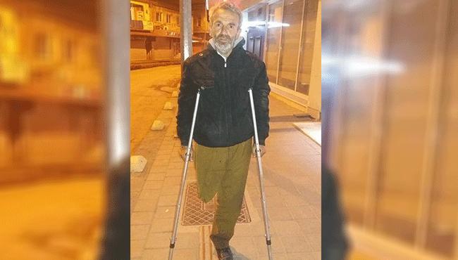 Engelli vatandaşa Vali sahip çıktı...