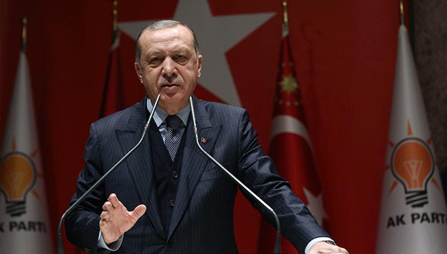 Cumhurbaşkanı Erdoğan, 2019 için partilileri uyardı...