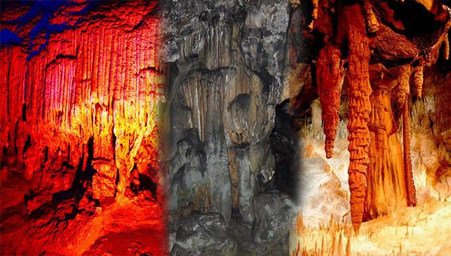 Zonguldak mağaraları araştırılıyor...