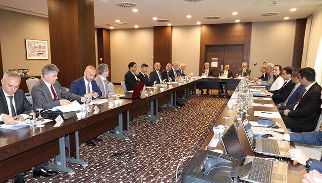 BAKKA Nisan ayı yönetim kurulu toplantısı yapıldı