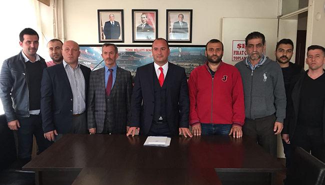 Barbaros Tuzcuoğlu aday aylığını açıkladı...