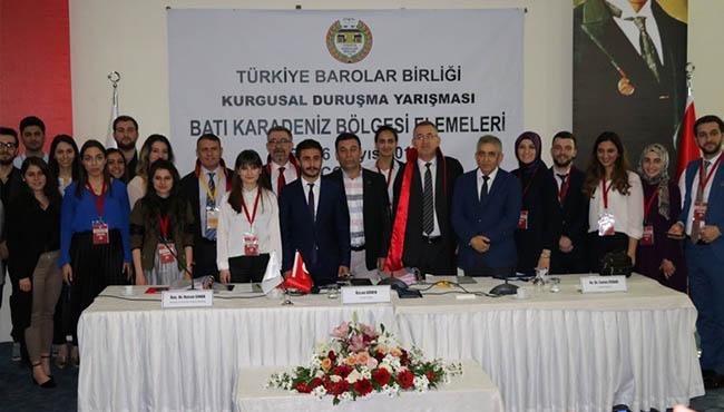 Zonguldak barosundan büyük başarı