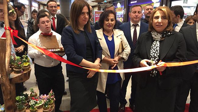 'Taş Obje ve Tablolar Sergisi' açıldı...