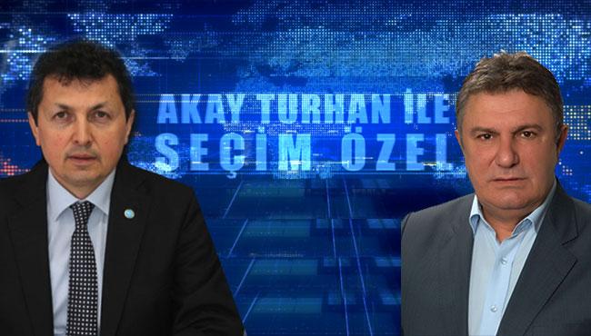 Zonguldak'ta alacakları oyun oranını canlı yayında açıkladı
