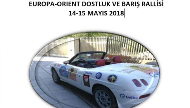 Europa-Orient Dostluk ve Barış Rallisi Zonguldak'ta!