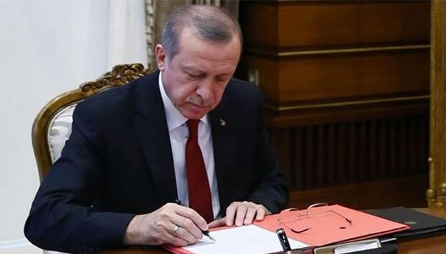 Milyonlarca kişiyi ilgilendiriyor. Erdoğan imzaladı