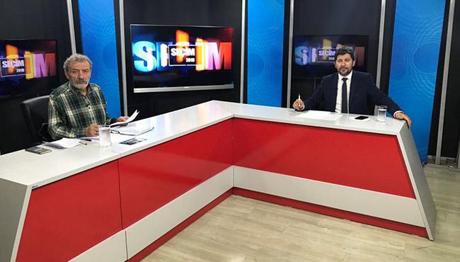 Milletvekili adayları CANLI yayında soruları yanıtladı