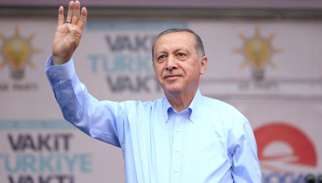 İşte Erdoğan'ın Zonguldak mitinginin tamamı
