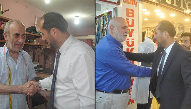 """""""Zonguldak'ın birikimime ve enerjime ihtiyacı var"""""""